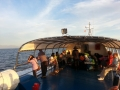 Ferry from Langkawi to Penang