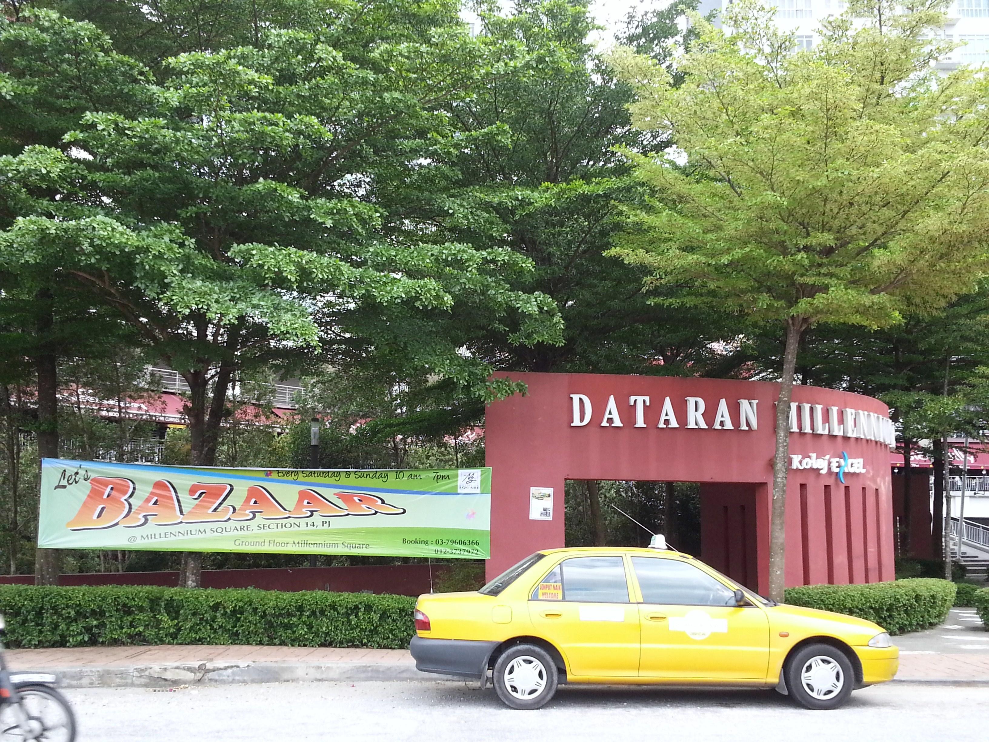 Millennium Square Bazaar