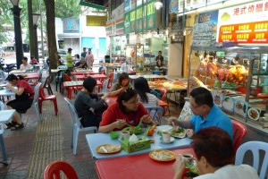 Bukit Bintang food