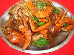 Crab Bee Hon