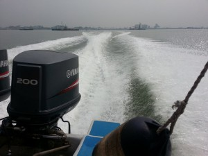 Pulau Ketam Speed Boat
