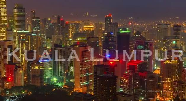 Kuala Lumpur DAY-NIGHT